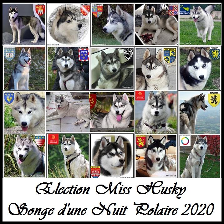 Election Miss Husky Songe 2020