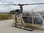 SE 313 Alouette II n°1003 F-AZYQ (ex F-GIJE)
