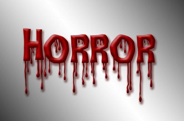 Resultado de imagen de horror films logo