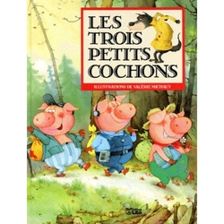 Bilan 3, les 3 petits cochons.