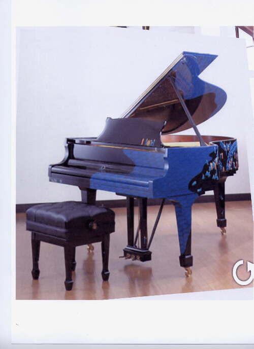 des pianos design !