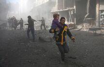 Soutien aux réfugié-e-s Syrien-ne-s : un mois d'avril chargé !