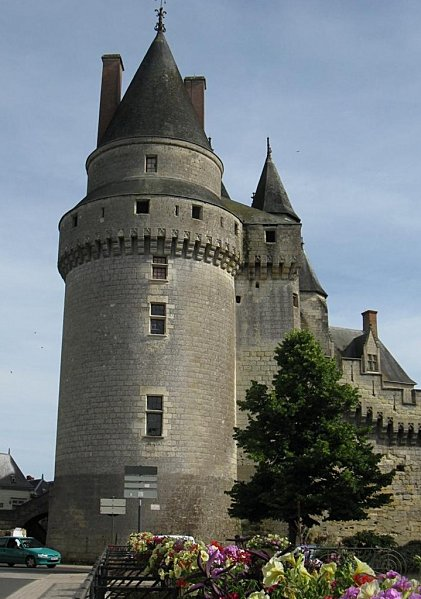 Langeais - château