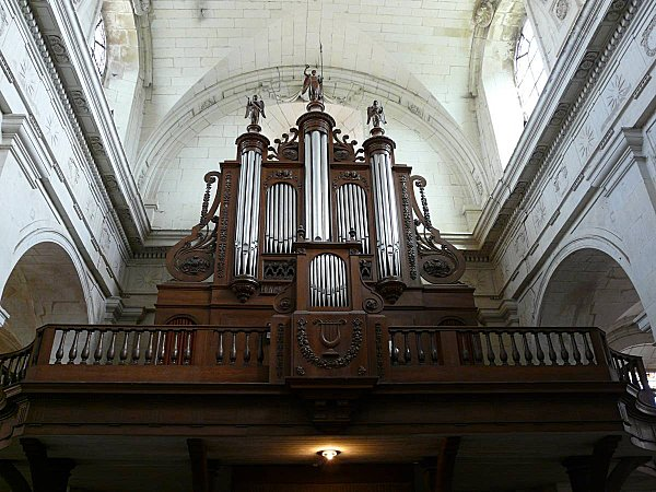 Orgue de Louis Bonn - Richelieu