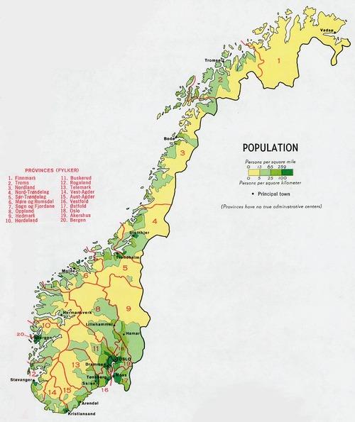 Norvège - Tromso Le soleil de minuit