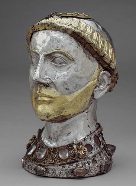 Saint Yrieix ou Arède d'Atane. Abbé d'Attanum († 591)