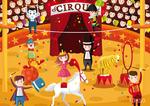 Le thème du cirque