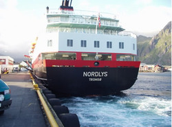 Croisieres Hurtigruten en Norvège