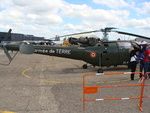SA 316B Alouette III ALAT GLE