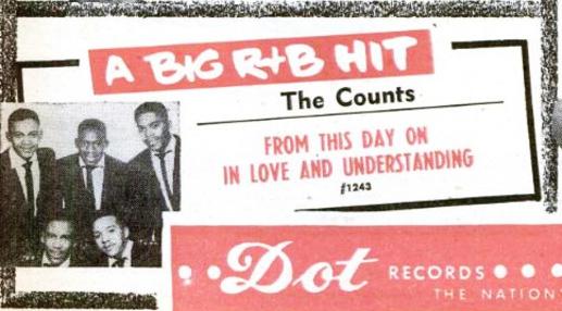 The Counts (1) - doo-wop