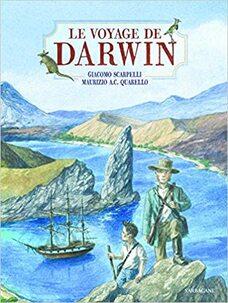 Les incorruptibles - Prix 2021 - Sélection CM2/6ème - Le voyage de Darwin