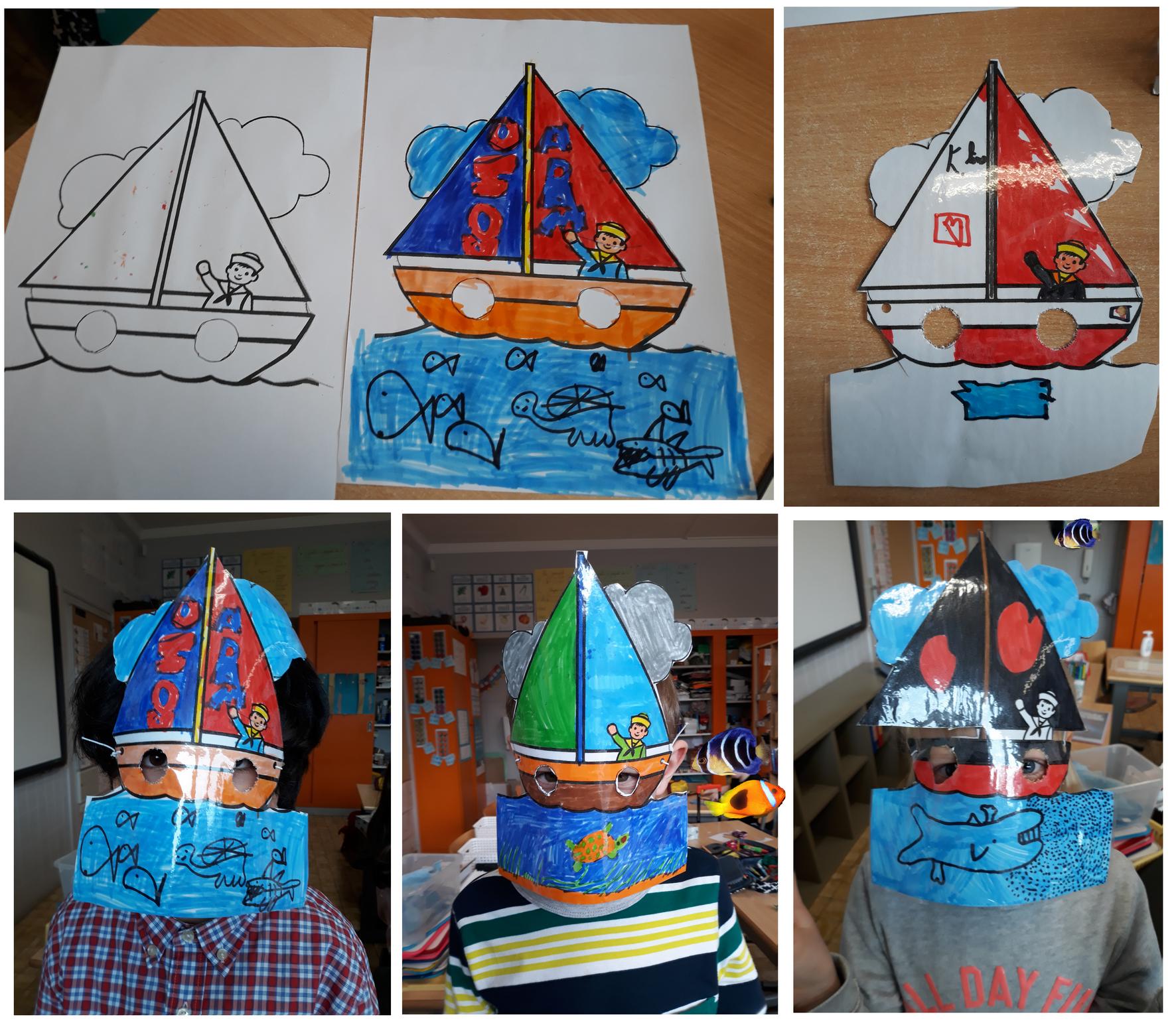 presentation masques VG