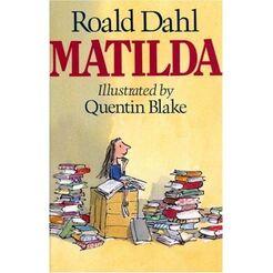 Matilda - livre langue etrangere | Rakuten
