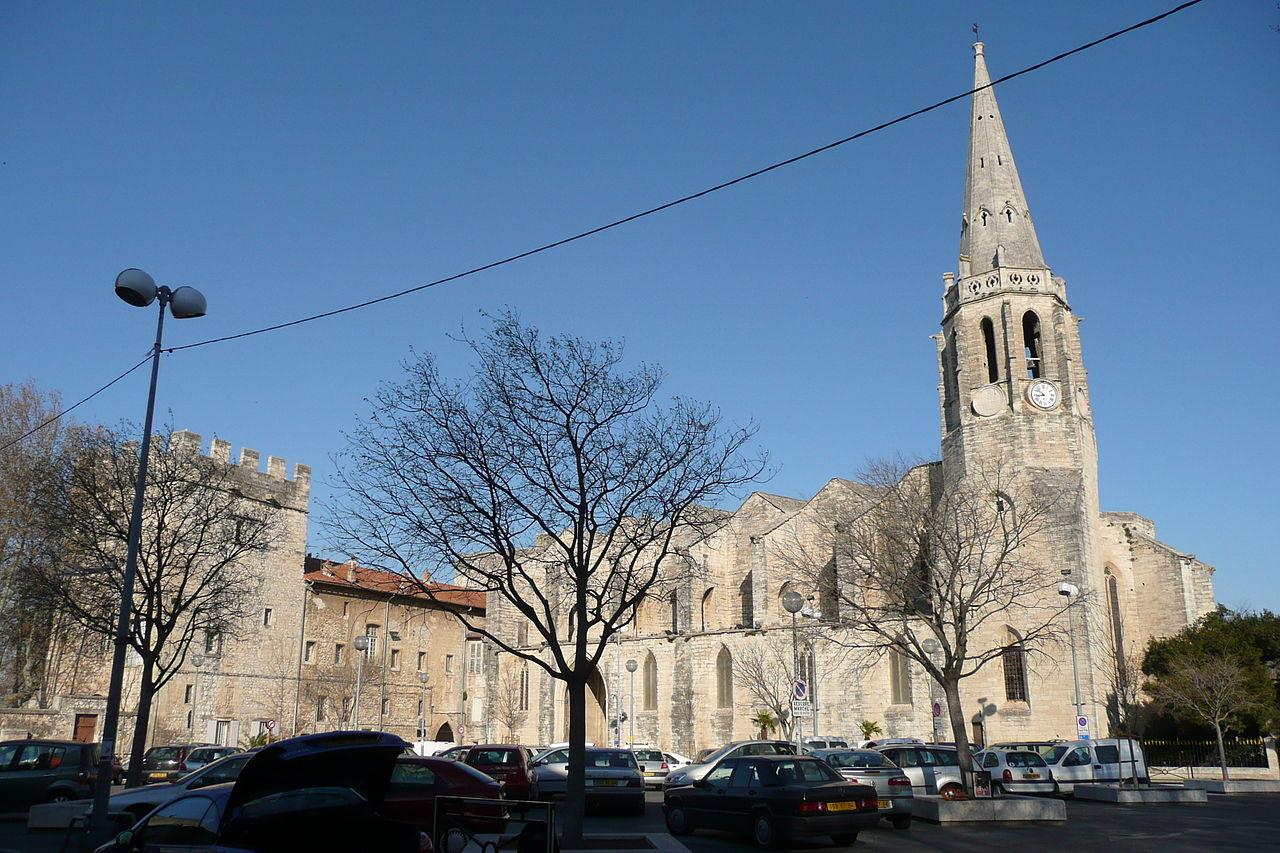 Image illustrative de l'article Église Notre-Dame-de-Bon-Repos de Montfavet
