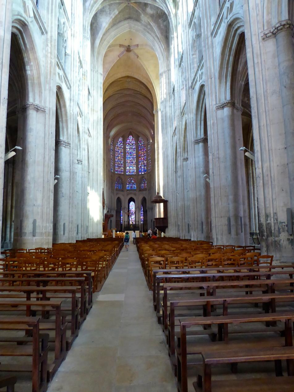 Dans la Cathédrale de Tours