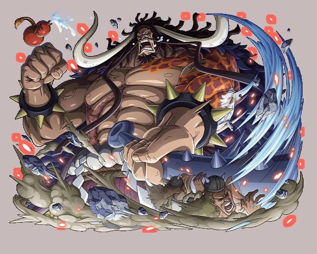 Kaido aux cents bêtes - Entrez dans le Monde Fabuleux de One Piece