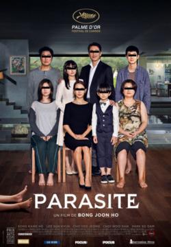 Affiche Parasite