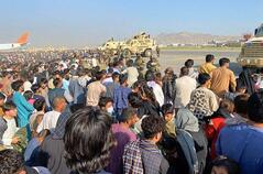 Solidarité avec le peuple afghan !