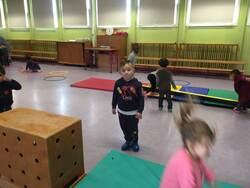 Les ateliers de gymnastique