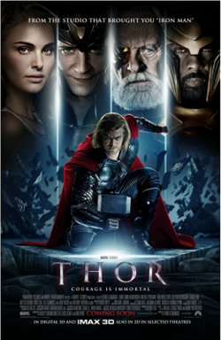 Film Review: Thor (and Thor: The Dark World and Thor: Ragnarok)
