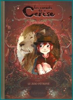Les carnets de Cerise - tome 1 (2012)