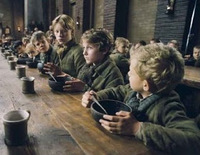 """The Victorian Peeper: The Workhouse Diet: A New """"Twist"""""""