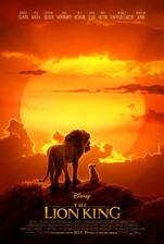 James Earl Jones and JD McCrary in The Lion King (2019)