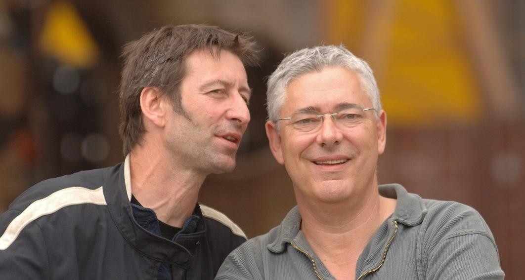 françoi De Larozière et Pierre Oréfice