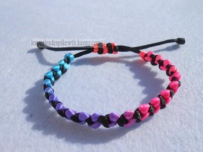 Bracelet - Half Hitch (1)
