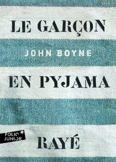 Le garçon en pyjama rayé de John Boyne